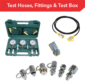 Section 8 - Test Hoses & Test Box